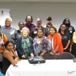The first Barngarla delegation to AIATSIS February 2013